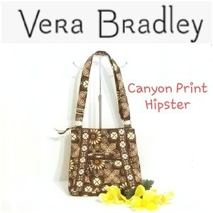 Vera Bradley Hipster in Canyon Print